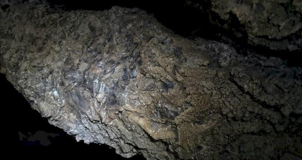 grotte di Onferno interno