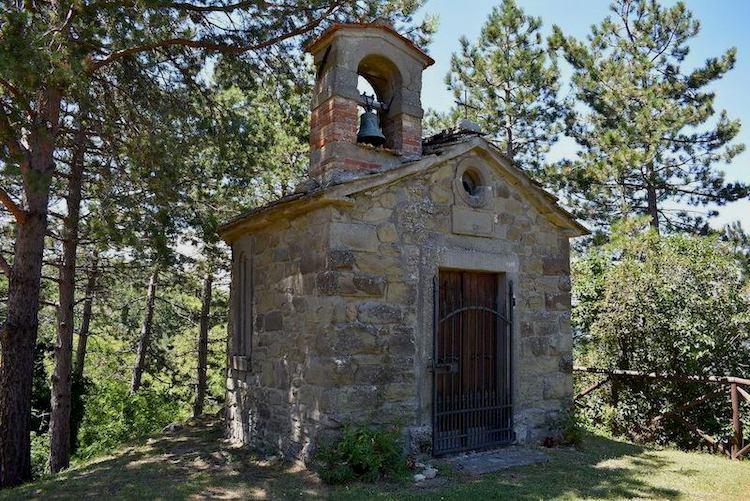 oratorio castello di Selvapiana