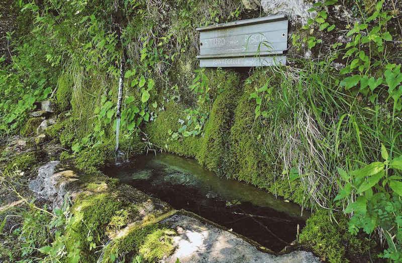 fontecelle cascata sturo della piscia
