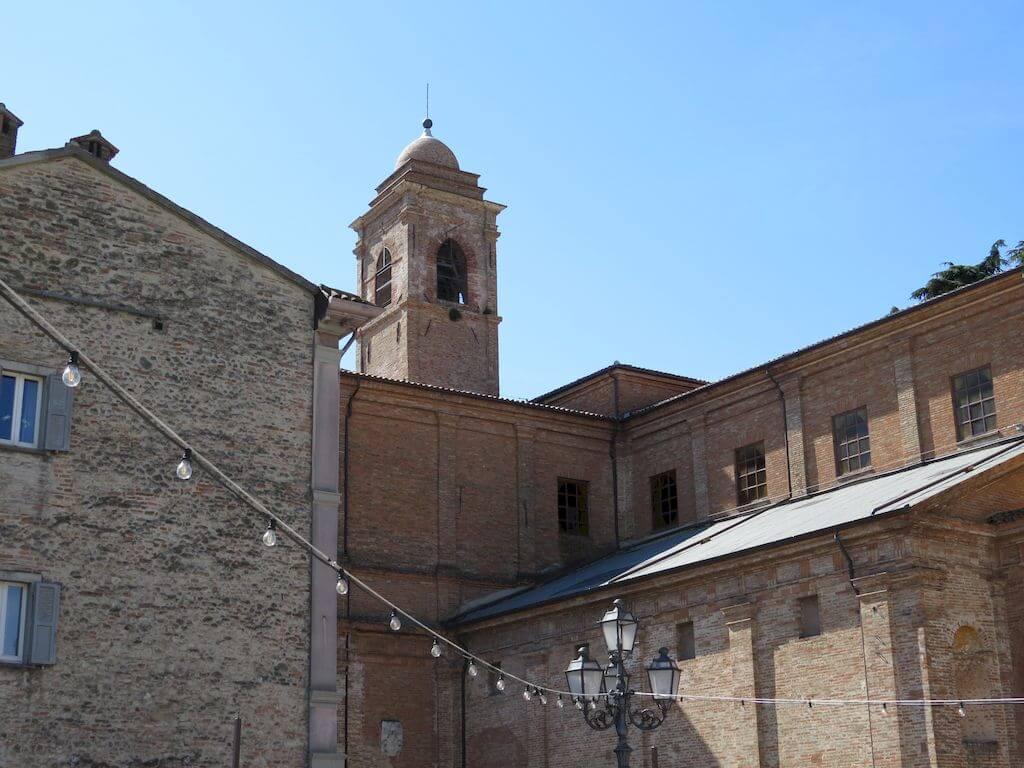 campanile cattedrale Bertinoro