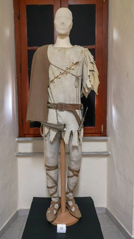 costume tenore