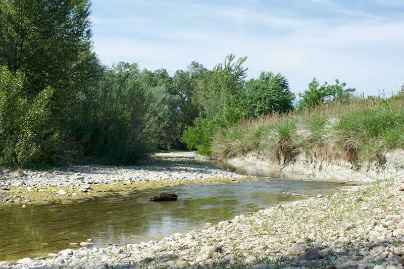 fiume Conca