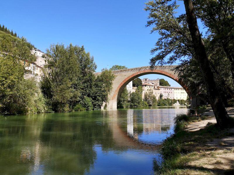 ponte della concordia fossombrone