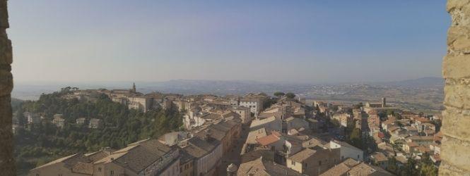 panorama Recanati