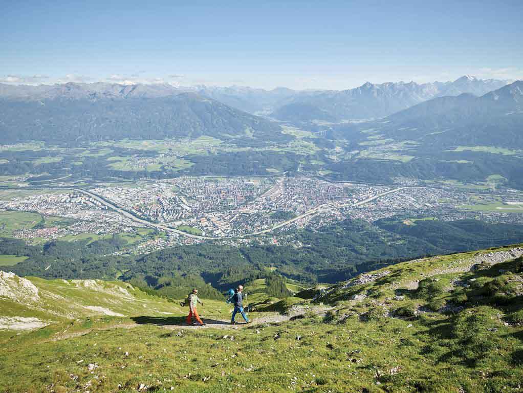 Goetheweg hiking trail